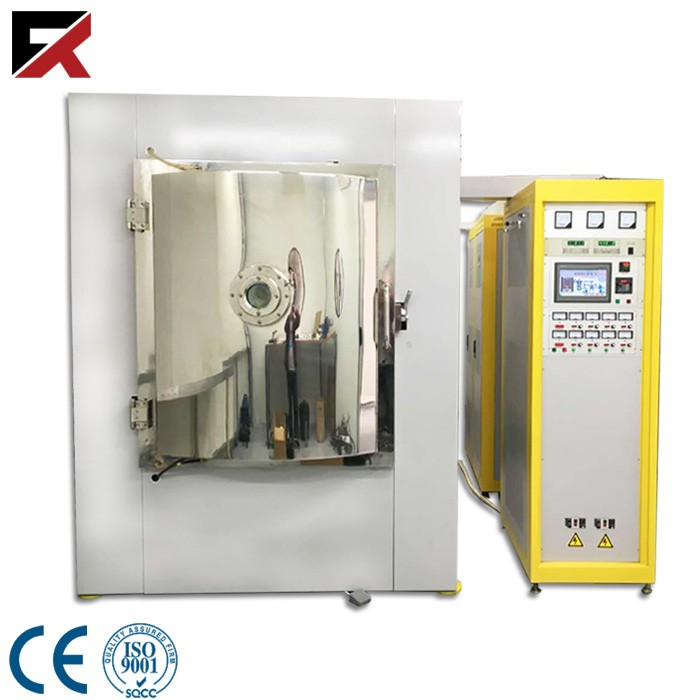 Gold plating glassware vacuum metalizing equipment