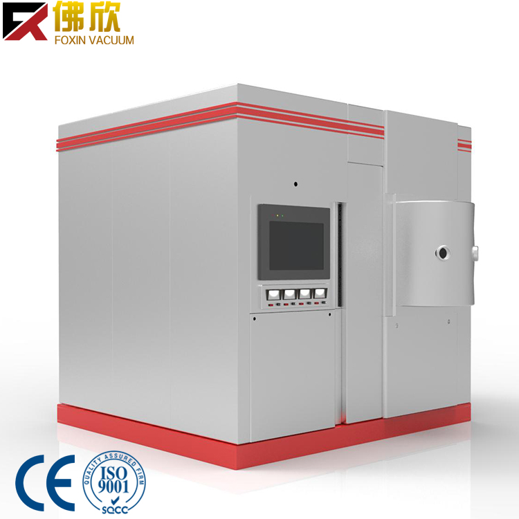 Chinese good quality and CE gold plating machine for spoon glasses frame ceramic