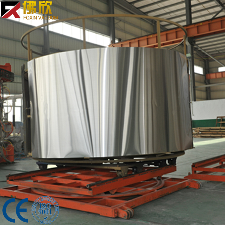 China coating mahine vacuum toilet system for ceramic and stainless steel with CE certificate
