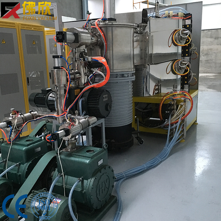 Pvd coating machine coating serve for metal hard coating