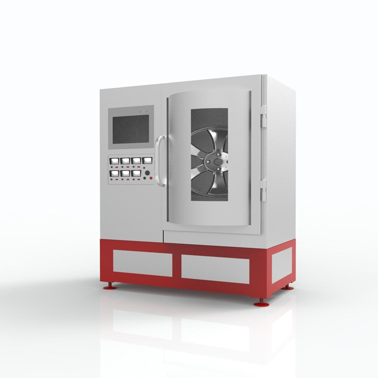 Small flexible PVD vacuum coating machine unit for sale