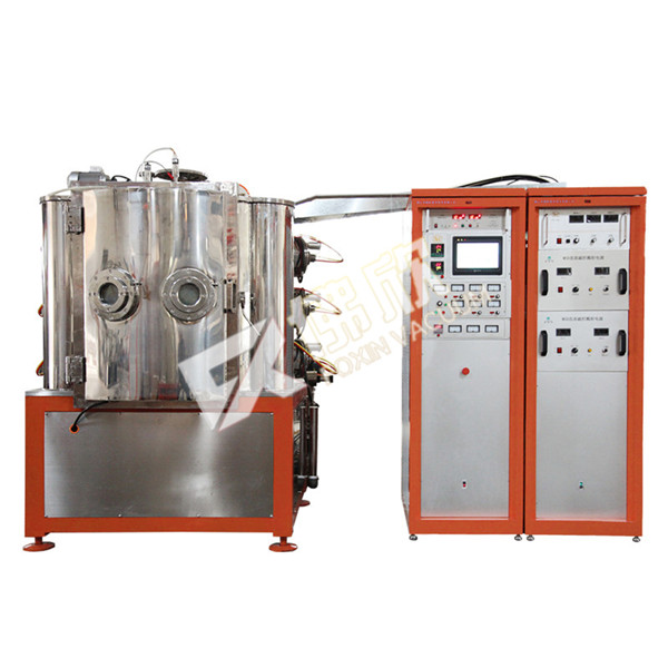 Jewelry and bracelet plating decorative film coating machine