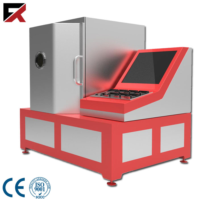 PVD DLC coating machine sputtering system for stainless steel and metal