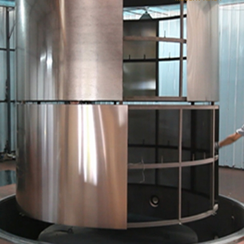 FOXIN-ZJ metal coating machines large coating machine for ceramic and furniture products