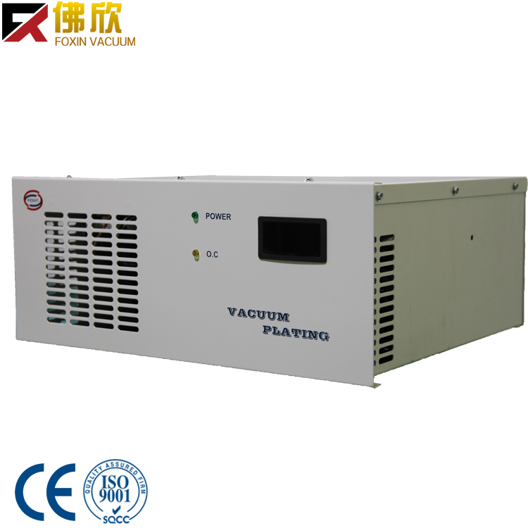 PVD coating machine power supply for the arc source