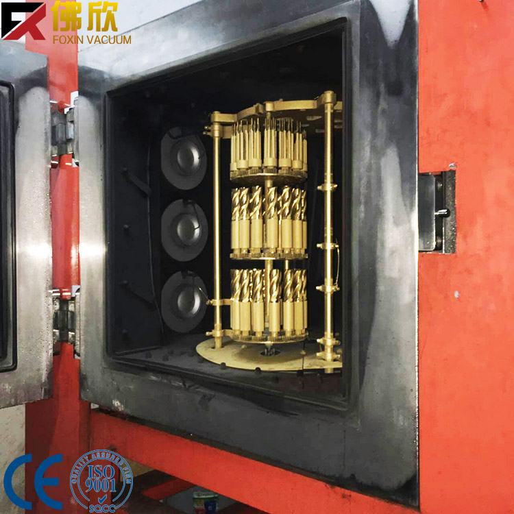 Auto parts with coating treatment via vacuum coating system provided by China supplier